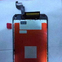 Apple iPhone 6s display unit appears in photos, possibly revealing changes made for Force Touch?