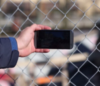 In the future, your smartphone could be taking photos and videos without reflections, obstructions getting in the way