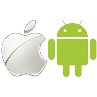 Apple fans go wild over Android 5.0