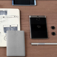 Why did BlackBerry create the Passport Silver Edition?