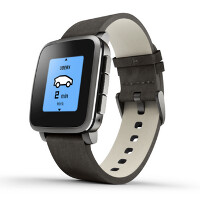 Pebble Time Steel now available for pre-order, starting at $249