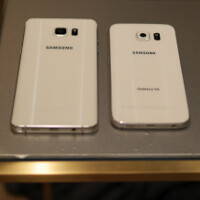 Samsung Galaxy Note5 vs Galaxy S6: first look