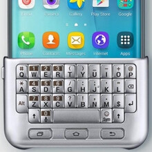 Samsung Galaxy S6 Edge Plus might come with this optional QWERTY keyboard case