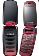 Russia to get mid-range Samsung S5510 flip phone