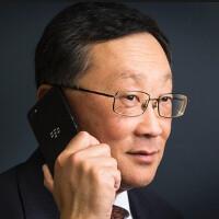 John Chen says hardware still important to BlackBerry