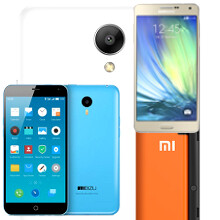 Redmi Note 2 vs Galaxy A7 vs Meizu M2 Note specs comparison: which one would you pick?