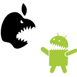 Apple dominates Samsung and continues to reign supreme in the US, grabs 44% of sales