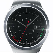 Samsung teases Gear S2 smartwatch, announcement coming on September 3