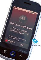 Motorola CLIQ/DEXT takes marathon photo session