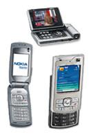 Nokia is expanding the N-series - N71, N80, and N92 announced