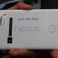 New image of Nexus 5 (2015) prototype shows off the camera hump and fingerprint scanner