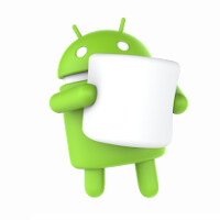 Google: Android M is Marshmallow as statue is rolled out on the lawn; new build starts with Android 6.0