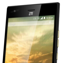ZTE Warp Elite is the newest affordable Android smartphone in the US (available via Boost Mobile)