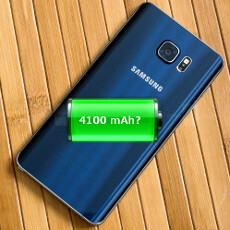 That 4100 mAh Note5 battery? It may be in a Note5 Active, coming in November