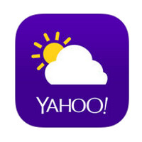 Yahoo Weather will now give a 15-minute warning before the skies open