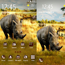12 fresh themes grace the Samsung Theme Store, check them out