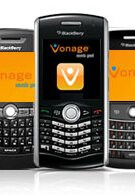 Vonage BlackBerry app gives you a low cost international calling solution
