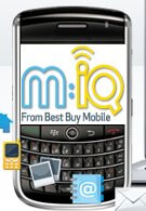Best Buy Mobile launches mIQ mobile backup service