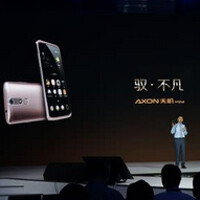 Force Touch enabled ZTE Axon Mini certified by TENAA