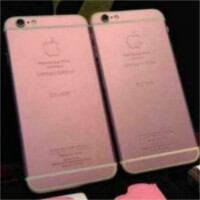 No such thing as a pink iPhone 6s, says China Telecom leak