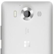 Microsoft Lumia 950 (or 940), aka Talkman, pictured in white