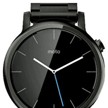 Leaked next-gen Motorola Moto 360 renders show two different sizes of the upcoming smartwatch