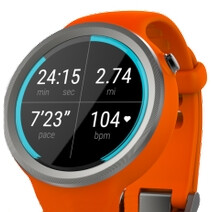 Motorola Moto 360 Sport pictured, could be launched in November