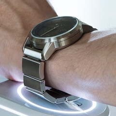 Sony turns to crowdfunding for the launch of this unusual Wena Wrist smartwatch