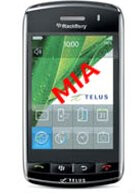 BlackBerry Storm gets the boot on Telus's web site