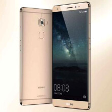 Huawei Mate S: all the official images and videos