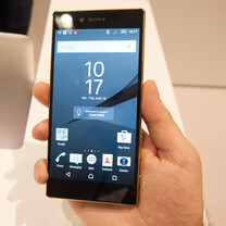 Sony Xperia Z5 Premium hands-on: the first phone with a 4K screen