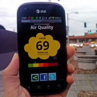 Did you know that scientists use smartphones to monitor air pollution levels in San Diego?
