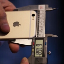 New iPhone 6s photos show the handset's dimensions: this isn't the thinnest iPhone to date