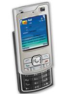 Nokia N80 shown with Cingular branding