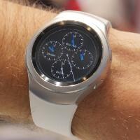 Samsung Gear S2 Tizen UI walkthrough