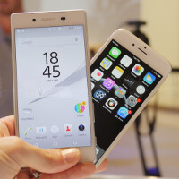 Sony Xperia Z5 vs Apple iPhone 6: speed comparison