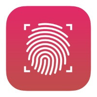 So, this Android app lets you do a fingerprint unlock with your smartphone's rear cam