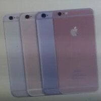 Video of Apple's iPhone 6s website confirms specs and color options (fake)