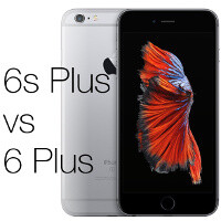 Apple iPhone 6s Plus vs iPhone 6 Plus: in-depth specs comparison