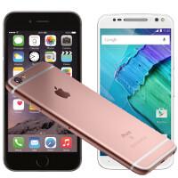 iPhone 6s Plus vs Moto X Style vs iPhone 6 Plus: Specs comparison