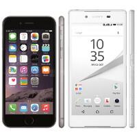 iPhone 6s vs Xperia Z5: in-depth specs comparison