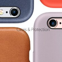 Apple iPhone 6s and 6s Plus: the official cases and accessories