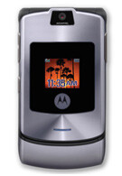 Motorola announces RAZR V3i and CDMA RAZR