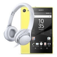 Some European Xperia Z5 Compact pre-orders to include free MDR-10RC headphones