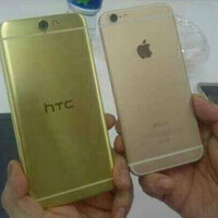 HTC One A9 appears to be a mid-range model