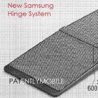 Samsung patented a foldable smartphone with a spring-based hinge mechanism, check it out