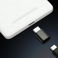 The Xiaomi Mi 4c works with both Type-C and MicroUSB cables