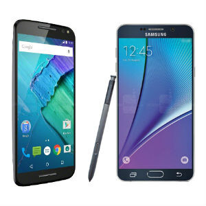 Poll: Is the Samsung Galaxy Note5 worth $300 more than the Moto X Pure?