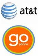AT&T's $60 per month GoPhone prepaid service offers unlimted talk and text