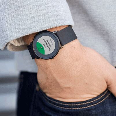 Pebble officially unveils the Time Round, the thinnest and lightest smartwatch in the world